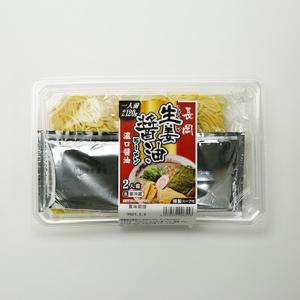 長岡生姜醤油ラーメン 2食分